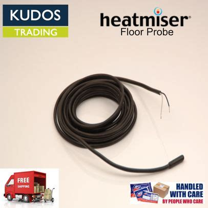 aube th232 f a af thermostat floor probe new for underfloor heating ebay
