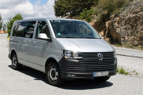 Vw Transporter T6 2019 Facelift  First Spy Photos Of