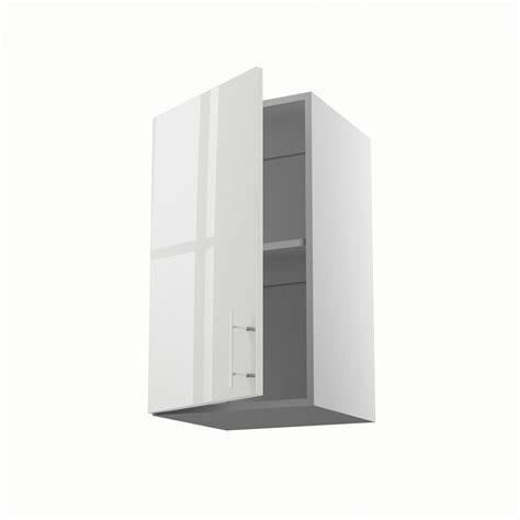 meuble cuisine hauteur 70 cm meuble de cuisine haut blanc 1 porte h 70 x l 40 x p