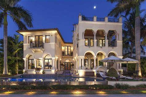 .999 Million Mediterranean Waterfront Home In Miami