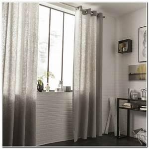 Rideau Gris Et Blanc : rideau lin blanc et gris uncategorized id es de ~ Dailycaller-alerts.com Idées de Décoration