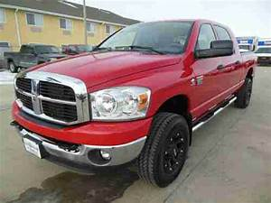 Find Used 2008 Dodge Ram 3500 One Ton Slt Cloth Mega Cab