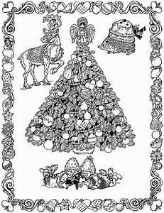 Gabarit Sapin De Noel A Decouper : coloriage sapin de no l mandala dessin gratuit imprimer ~ Melissatoandfro.com Idées de Décoration