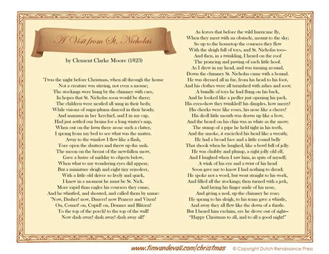 twas the before poem lyrics