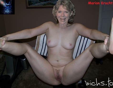 Celebrities Marion Kracht High Definition Porn Pic
