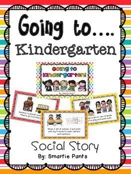 going to kindergarten social story by smartie tpt 975 | original 1371375 1