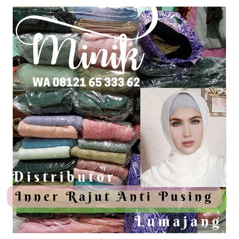 Grosir Inner Rajut Anti Pusing wa 08121 65 333 62 distributor inner rajut anti pusing