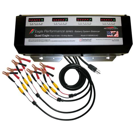 Ibsbquad Pro Charging Systems Battery System Balancer