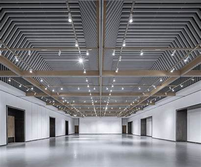 Hall Function Beijing Multi Archdaily Engineering Interior