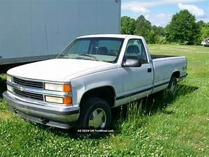 1998 Chevy 4x4 Repo