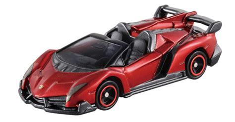 Tomica Lamborghini Veneno Roadster