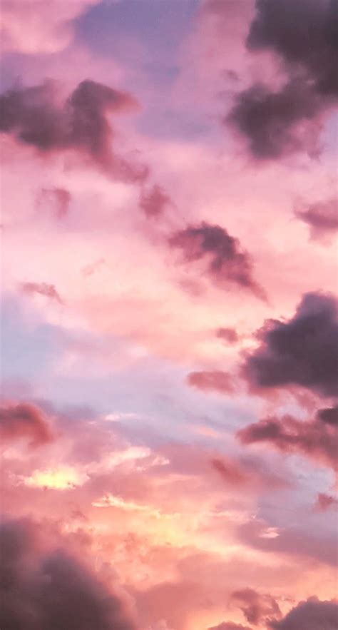 sky wallpaper girls wallpaper iphone wallpaper ponsel awan