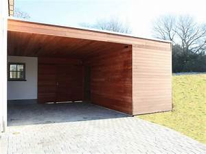Carport Avec Abri : veranclassic carport adoss avec abri de jardin ~ Melissatoandfro.com Idées de Décoration