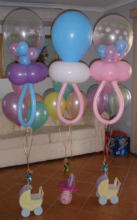 baby shower balloons  pinterest balloon columns