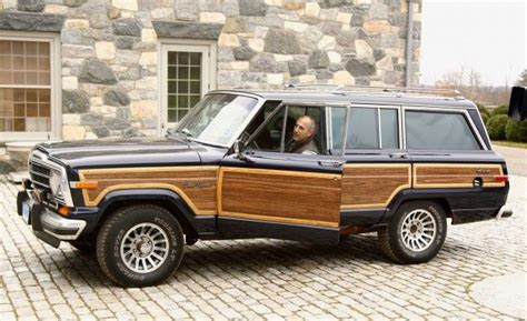 2018 Jeep Grand Wagoneer Concept, Pictures, Woody