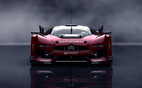 Citroen Gt Race Car Mac Wallpaper Download