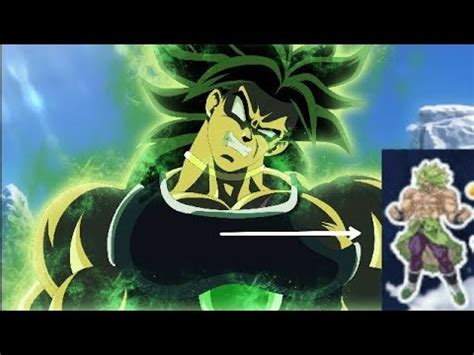 Broly Armor Broly In His New Armor First Look Dragon Ball Super