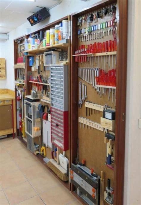 Simple Garage Organization Ideas by 50 Easy Diy Garage Storage Organization Ideas Garage