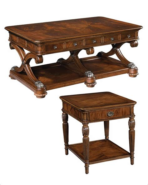 coffee table set new orleans by hakman he 11301 set