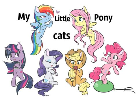 My Little Pony Cats