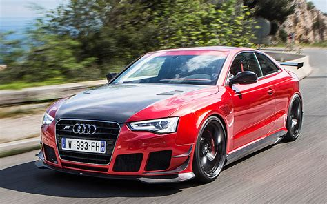 Top Car Ratings Audi Coupe Abt Sportsline