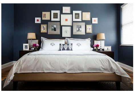 12 idées pour une décoration de chambre en bleu marine