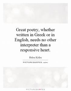 Great poetry, w... Responsive Website Quotes