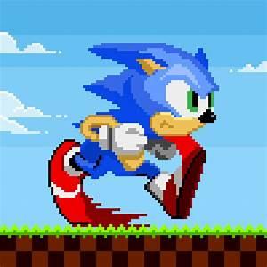 Sonic Running Gif Tumblr