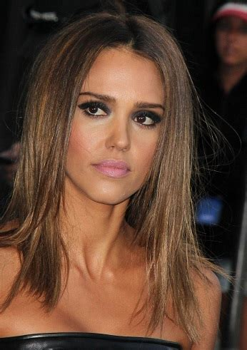 hairstyles jessica alba long layered hairstyle
