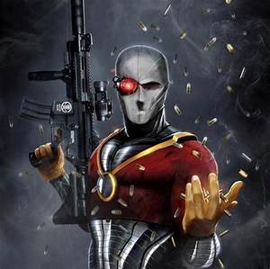 Deadshot - 3D and CG & Abstract Background Wallpapers on ...