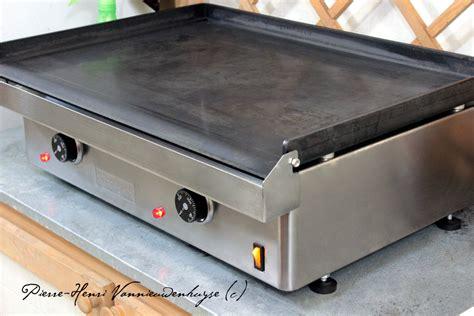 cuisiner à la plancha electrique plancha gaz ou electrique swyze com