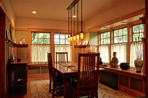 pictures of kitchen lighting my own house craftsman dining room new york by 4215