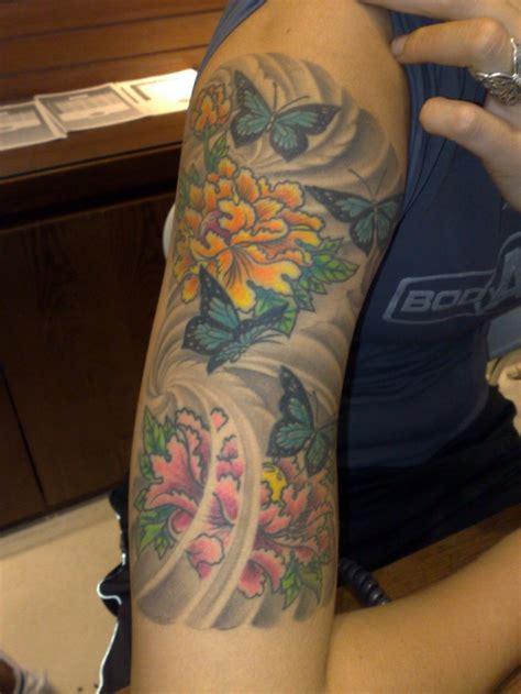 stunning flower tattoos youll love