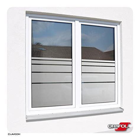 Sichtschutz Folie Fenster Streifen by Sichtschutzfolie Blickdicht Glasdekorfolie Fensterfolie
