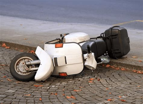 Common Motorcycle Accident Types