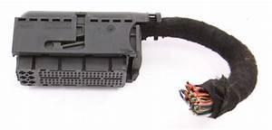 Ecu Engine Computer Pigtail Harness Plug Vw Jetta Golf Mk4