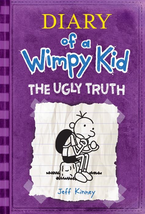diary   wimpy kid  ugly truth wimpy kid