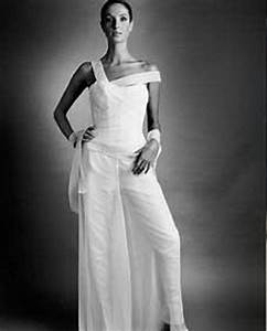 Tenue Mariage Pantalon Et Tunique : tailleur pantalon femme mariage ~ Melissatoandfro.com Idées de Décoration
