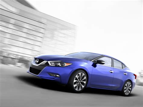 New York 2015: Nissan Maxima Revealed - The Truth About Cars