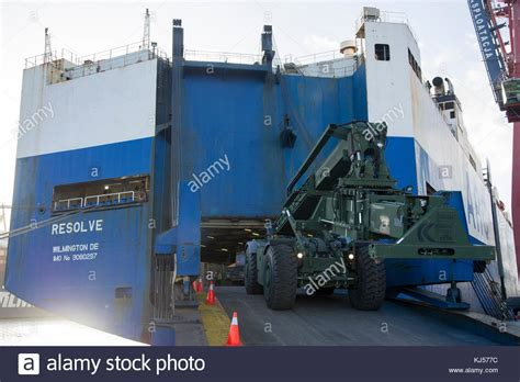Army Car Shipping Ports by American Army Equipment Stock Photos American Army