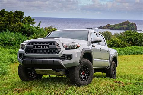 toyota tacoma 2017 toyota tacoma trd pro first drive