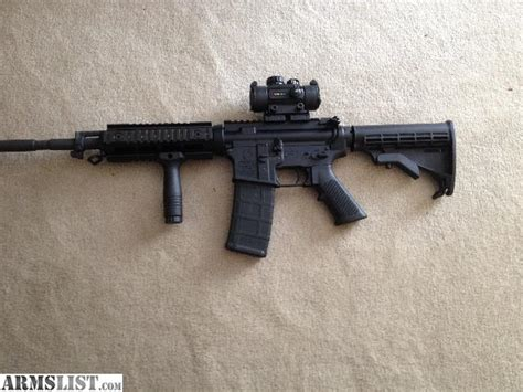 ARMSLIST - For Sale: Bushmaster AR-15