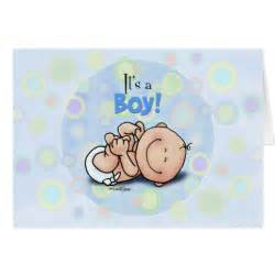 It's a Baby Boy Congratulations Card