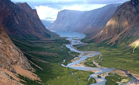 explore labradors torngat mountains national park