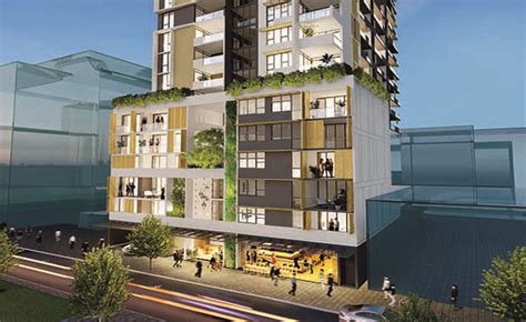Appartments In Perth by Da Approved For Stirling Capital S Green Living Perth