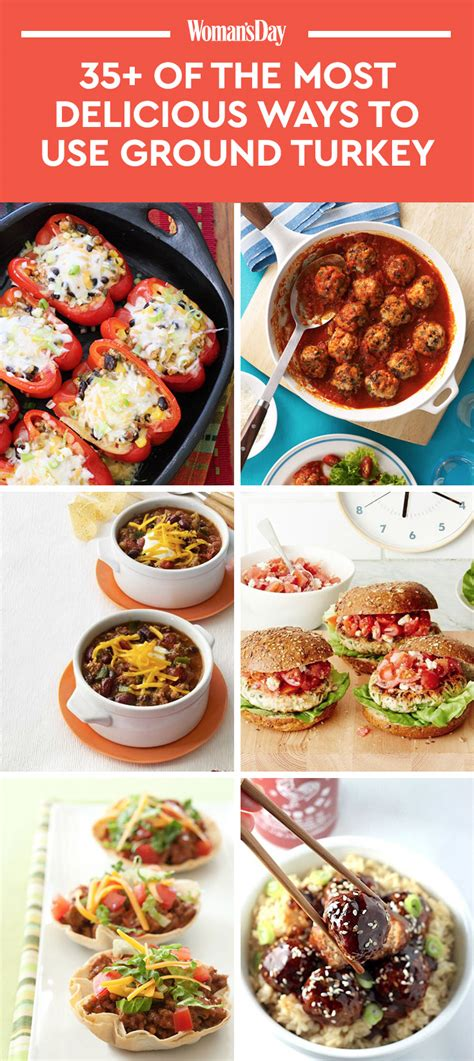 38 easy ground turkey recipes what to make with ground