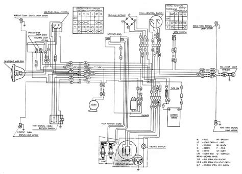 Honda Sl70 Wiring Diagram by Category Honda Wiring Diagram Page 8 Circuit And