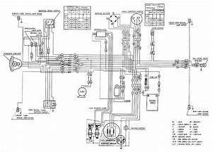 Wiring Diagram Honda Cl70