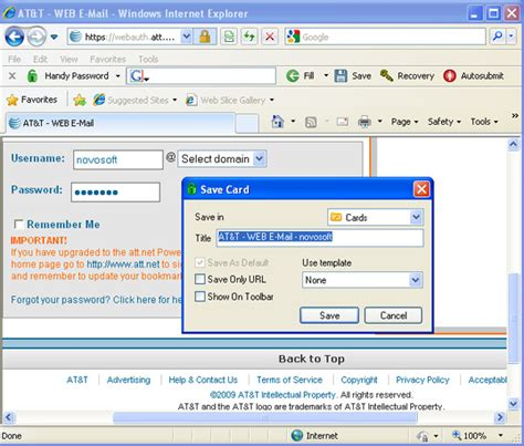 Login Bellsouth Email by Bellsouth Mail Login Automatically