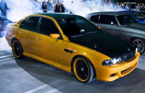Fast And Furious Bmw by 2001 Bmw 540i E39 The Fast And The Furious Wiki Fandom